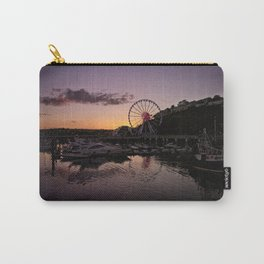 Torquay Harbour Sunset Carry-All Pouch