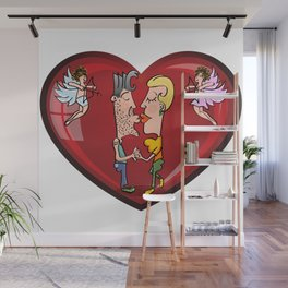 happy valentine's day Wall Mural