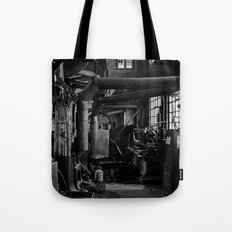 Old Factory 2 Tote Bag