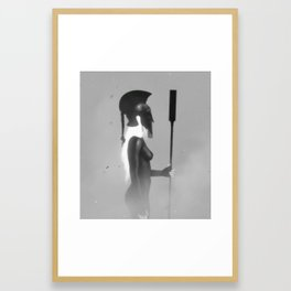 The Hollow.  Framed Art Print