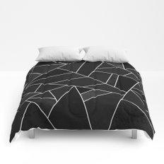 Black Stone Comforters