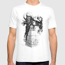 Over knees T-shirt