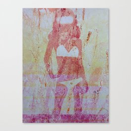 Bikini Atoll Canvas Print