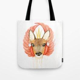Roe deer Tote Bag