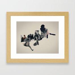 cellophane Framed Art Print