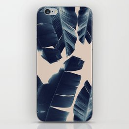 Banana Leaves Tropical Vibes #6 #foliage #decor #art #society6 iPhone Skin