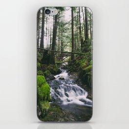 Grata Creek iPhone Skin