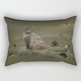 The Mouser Rectangular Pillow