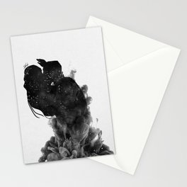 Heaven is just me and you. Stationery Cards