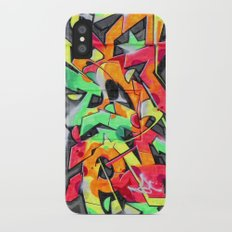 wall-art-006 iPhone X Slim Case