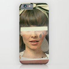 Tears In The Typing Pool | Collage Slim Case iPhone 6s