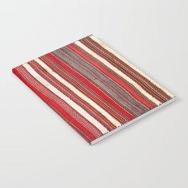 Bergama  Antique Turkish Kilim Notebook