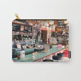 Inside the Bagdad Cafe Carry-All Pouch