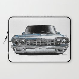 Car Sketch Laptop Sleeve