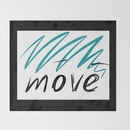 move Throw Blanket
