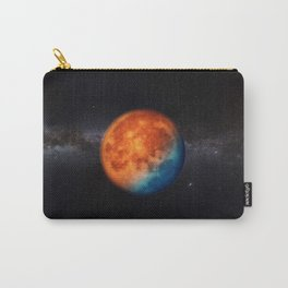 Super blue blood moon Carry-All Pouch