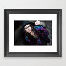 Bandit #4 Framed Art Print