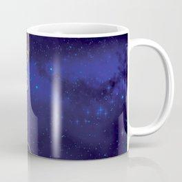 Gallifrey Gold Space Geometry Coffee Mug