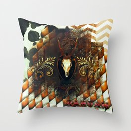 DAHOAM Throw Pillow
