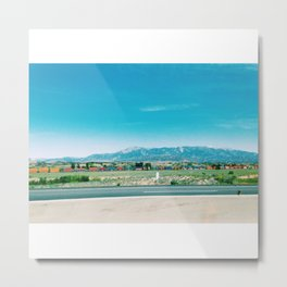 On the 10 Metal Print