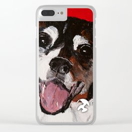 Maddie Clear iPhone Case