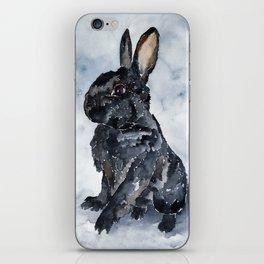 BUNNY#8 iPhone Skin