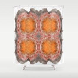 Fractal 21 Shower Curtain