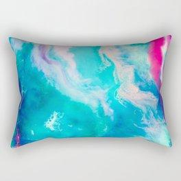Coral lights Rectangular Pillow