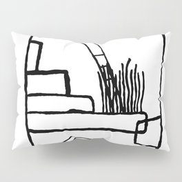 Taos Pueblo Pillow Sham