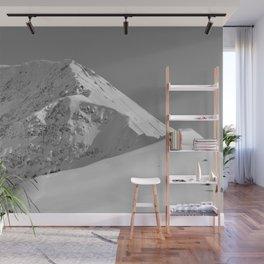 White as Snow Wall Mural