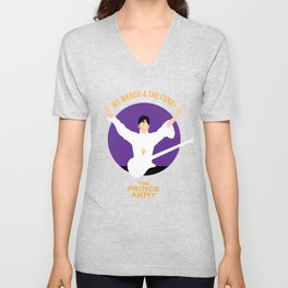 TPA - We March 4 The Funk (9T99) Unisex V-Neck