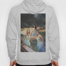 "Sirens (""Charm of of the Ancient Enchantress"" Series) Hoody"