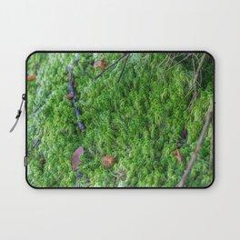 Moss in France Laptop Sleeve