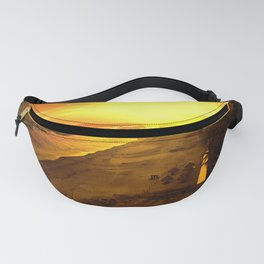Goodbyecation Fanny Pack