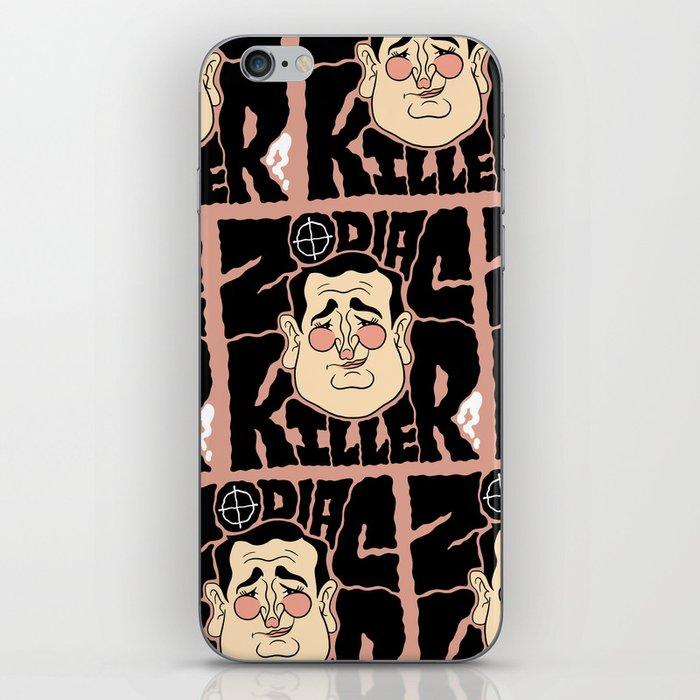 Zodiac Ted iPhone Skin