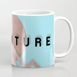 Adventure Rosegold Sunrise Coffee Mug