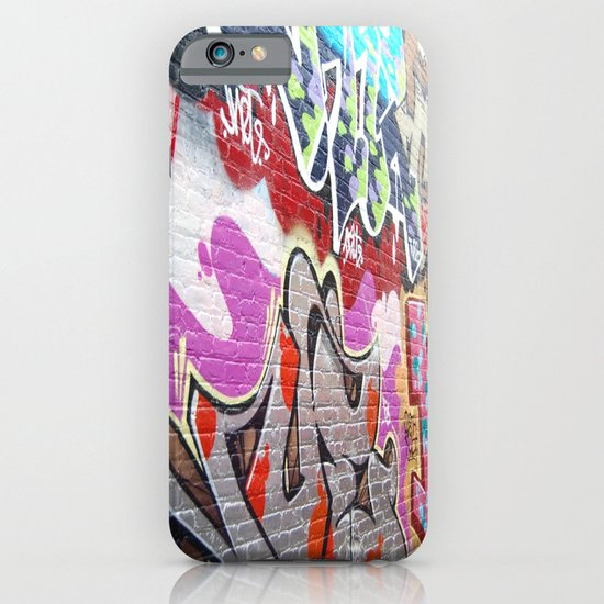 graffiti3 iPhone & iPod Case