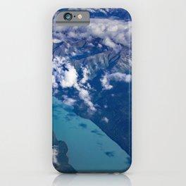Aerial Alaska iPhone Case