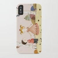 easter iPhone & iPod Cases featuring Easter by Judith Loske