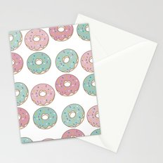 Donuts II Stationery Cards