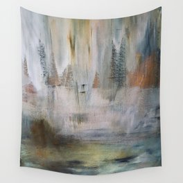 sublime blue Wall Tapestry