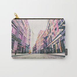 Stone Street - Financial District - New York City Carry-All Pouch