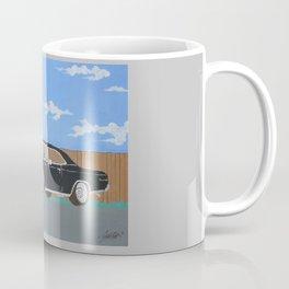 1966 black chevelle SS Coffee Mug