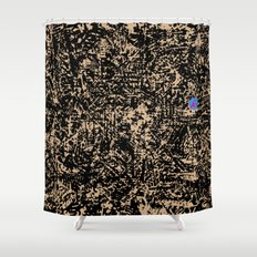- obstacle - Shower Curtain