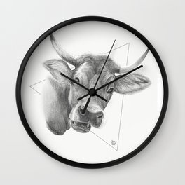 Udder Nonsense Wall Clock