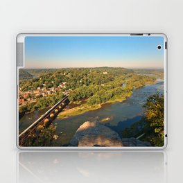 Harpers Ferry & Potomac River Overlook Laptop & iPad Skin