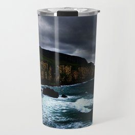 Irish Seascape Travel Mug