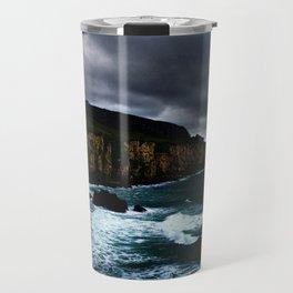 Irish Seascape Travel Mug