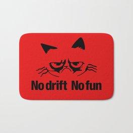 No drift No fun v5 HQvector Bath Mat