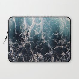 Blue Wave Surf Laptop Sleeve